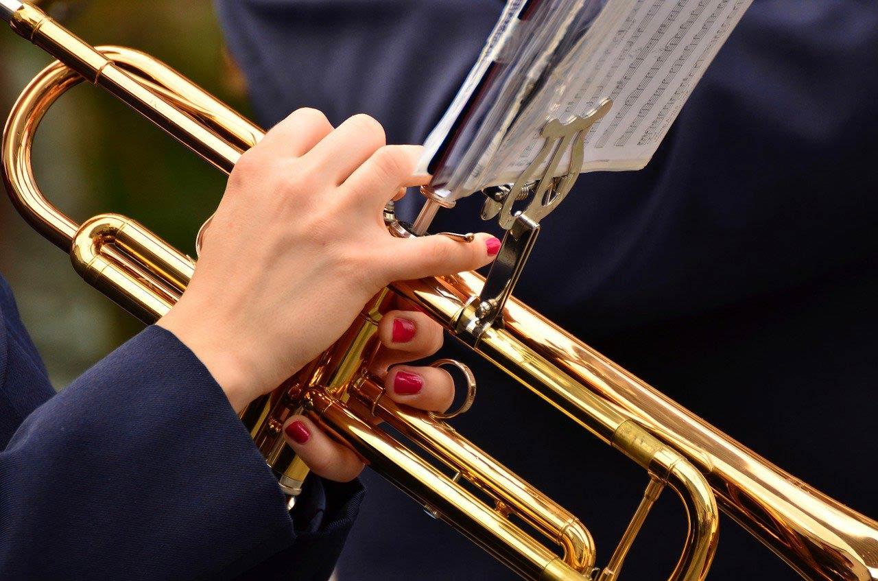 image trompette